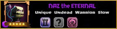 Profile Naz the Eternal