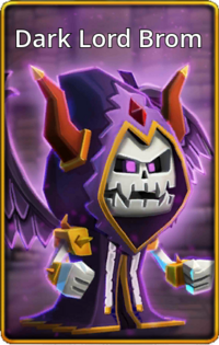 Dark Lord Brom skin