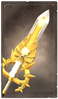 Archangel glaive
