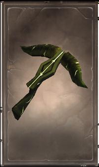 Druidic crossbow