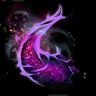 Midnight demon horn