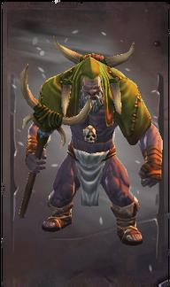 Kenashi druid
