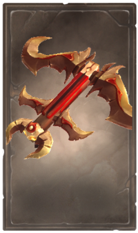 Meteoric crossbow