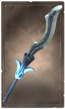Icefall glaive