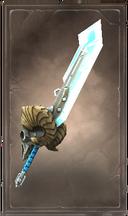 Blizzardwall saber