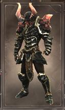 Diresmoke armor