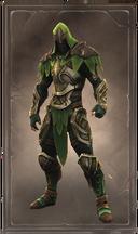 Dreadroot armor