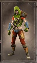 Poisonleaf armor