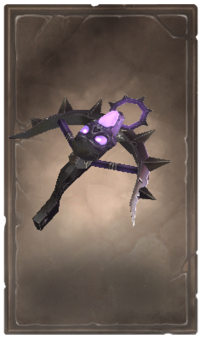 Lunargrin crossbow
