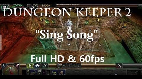 """Dungeon Keeper 2 (HD) - Level 2 """"Singsong"""""""