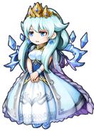 Ella the Ice Princess detailed