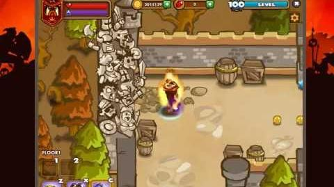 Dungeon Rampage hack infinite buster 2013