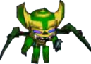 DR ICEBAT GREEN