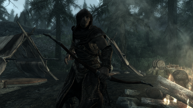 DaD Wood Elf Ranger
