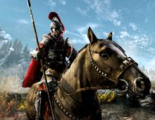 Imperial legion cavalry