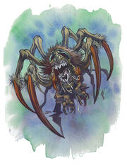Arachnoid Mouther