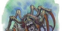 Arachnoid Creature (4e Template)