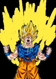 Goku super saiyan by maffo1989-d48f7up