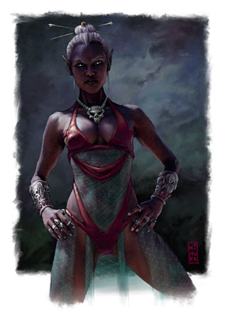 File:Drow Priestess.jpg