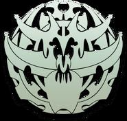Athar symbol (metallic)