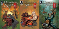 Dungeon Siege III comics
