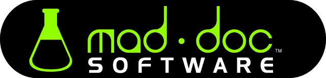 File:Mad Doc Software logo.png