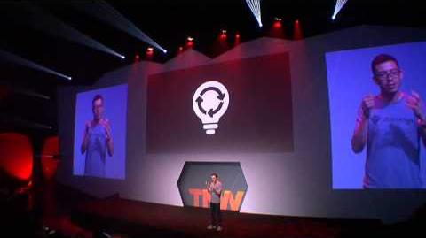 TNW - Luis von Ahn - Harnessing Human Time and Energy for Society