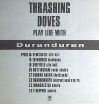 Poster duranduran duran duran 1989