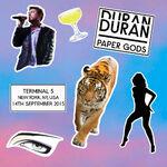 Terminal 5 New York NY USA wikipedia duran duran paper gods tour album discogs 3