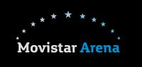 1 Movistar Arena in Santiago de Chile duran duran concert logo