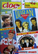 CIOE' 50 1988 Duran Duran Madonna Boy George Anna Oxa Michael Jackson Venditti wikipedia magazine