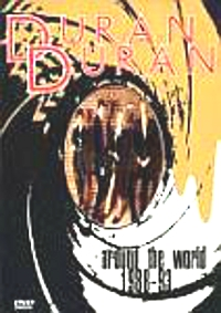 Duran duran all you need is now around the world 1988-93
