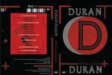 Duran Duran - Fab Five Live 81 85 (DVD-R) livefan romanduran 2011 discogs wikipedia