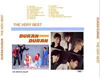 Duran duran the very best