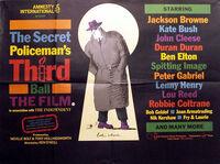 1 the secret policeman's third ball poster concert london duran duran