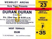 Ticket 1983-12-23 ticket