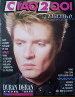 Ciao 2001 magazine duran duran 1