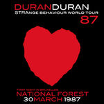 NATIONAL FOREST BRUXELLES 30 MARCH 1987 wikipedia duran duran duransicily