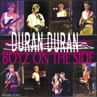 Boyz On The Side duran duran wikipedia