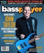 Bass player magazine john taylor duran duran paper gods wikipedia
