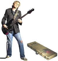 Liberator JT-84 Bass guitar john taylor duran duran 3