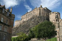 Edinburgh Castle duran duran