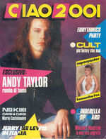 Ciao 2001 magazine italy wikipedia duran duran andy taylor guitarist