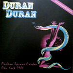 DURAN DURAN - Madison Square Garden New York 1984 wikipedia duran duran