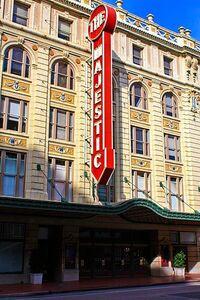 Majestic Theatre, Dallas wikipedia duran duran ticket stub