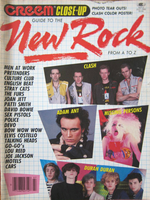 1 magazine new rock duran duran the clash