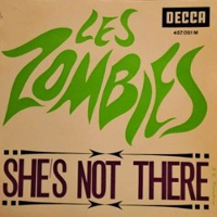 She's not there zommbies