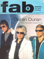 Fab magazine canada august 2000 duran duran wikipedia