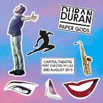 Capitol Theatre Port Chester NY USA wikipedia duran duran paper gods album discogs romanduran 3