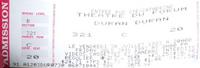 Ticket Stub Tour 1993 Montreal Forum July 30th DURAN DURAN WIKIPEDIA